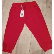 Travel Capri broek rood